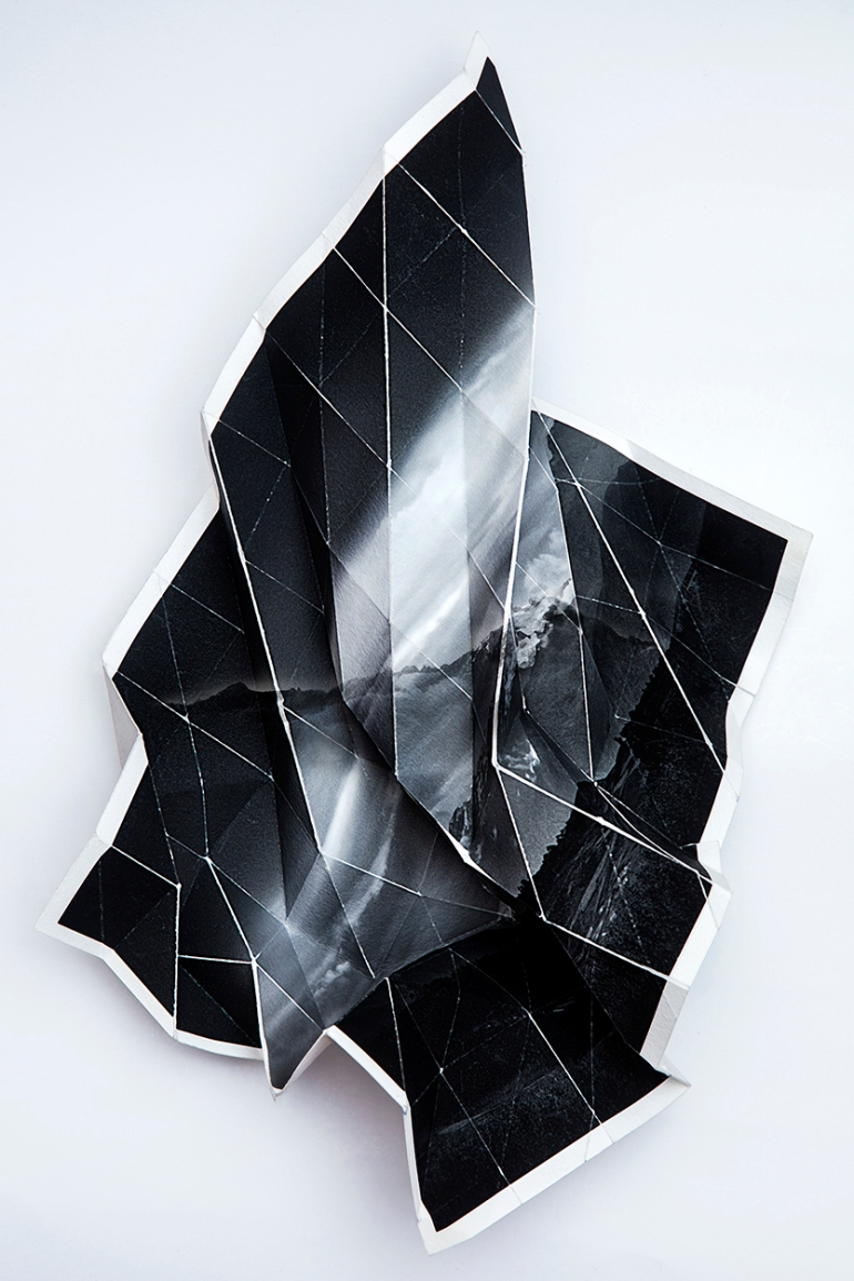 Obra para la exposición Barroco Remix III